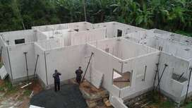 Latest Technology Houses and Villas construction un