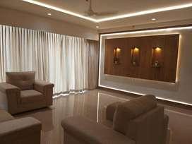 New 5bhk 4000sqt Duplex fully furnished flat Jawahar nagar kadavanthra