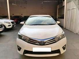 Toyota Corolla Altis VL AT Petrol, 2016, Petrol
