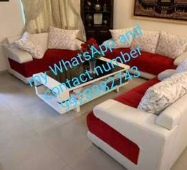 Sofa ,,set,, double,, bed,, dining,, table,, fridge,, lcd,,49,,inch