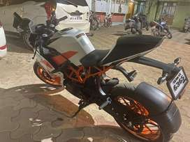 No damge and maintain bike single hand and Excellent condition