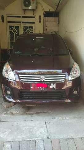 Suzuki Ertiga GL th 2012  L SBY BARAT
