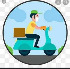 Need Delivery boy at Nirakarpur (Odisha) Location.