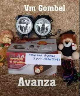MInggu buka sale ReadyVm36 Foglamp Avanza Dlaa