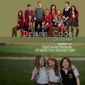 Dress code uniforms