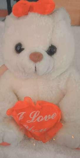 Small cute Teddy bear