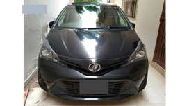 toyota vitz 2014 on easy installment in corporate