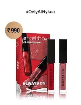Lipstick smashbox