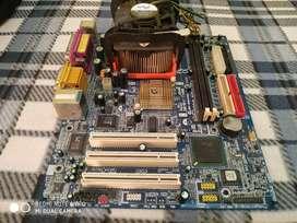 Motherboard pentium 4(old version)