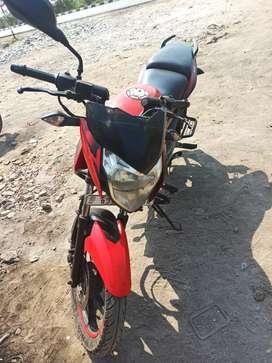 Bike full in condition + insurance
