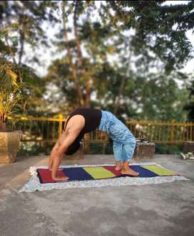 Yoga Instructor online and home visit