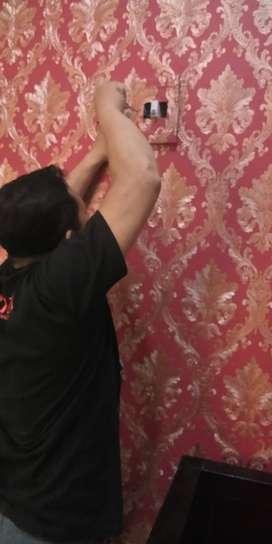 wallpaper interior desaign