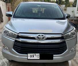 Toyota Innova Crysta 2018 Diesel Good Condition