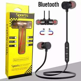 Headset Bluetooth Sport design