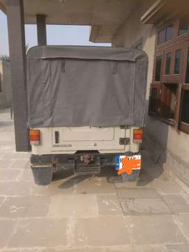 Major jeep