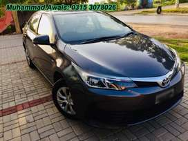 Toyota Corolla Gli 2019 get on installments