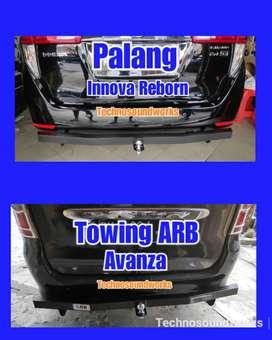 Towing model Palang besi belakang ARB bumper