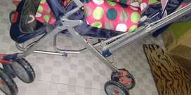 Baby stroller slightly use just 1 month use