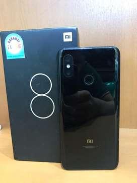 Xiaomi mi8 6/128 fullset