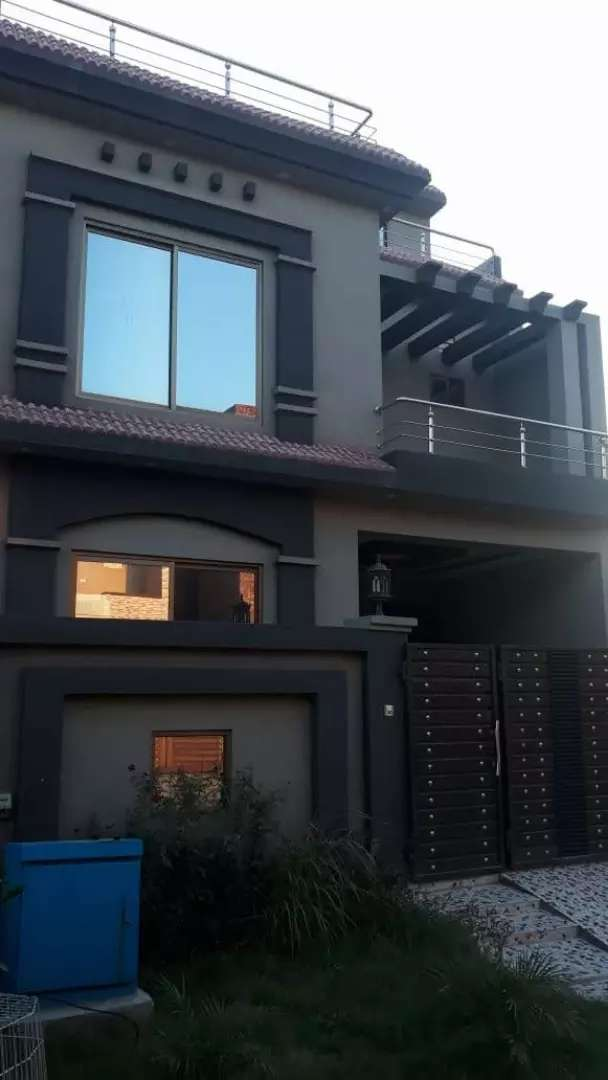 5 marla FURNISHED  PORTION available in JOHER TOWN 0