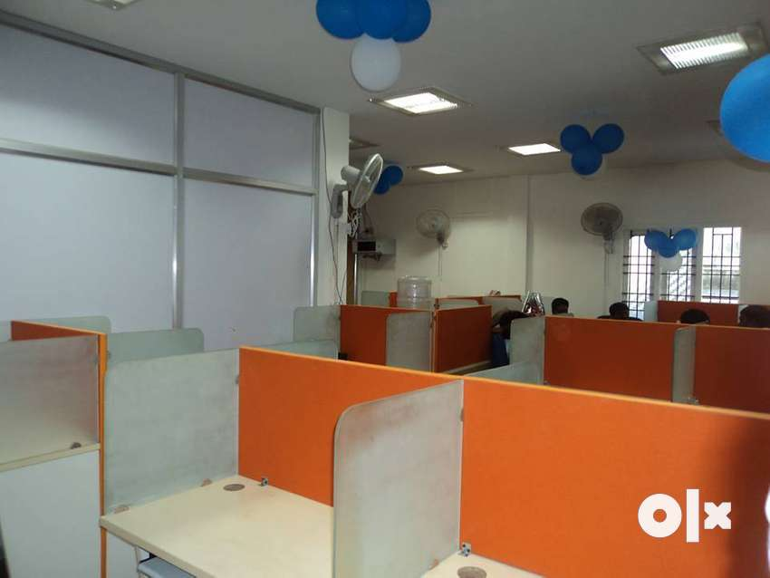 Sharing Office Space   Coworking   Plug&Play at Rs.2500(nego) Guindy 0