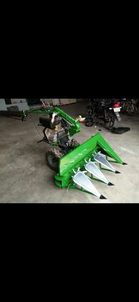 Tractor reapers new one