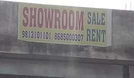 Showroom building near vishvakarma chowk Yamuna Nagar haryana