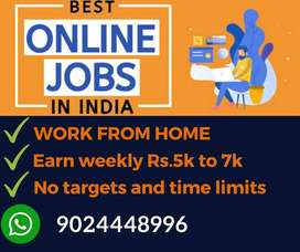 Great opportunity. Simple typing. Daily 1000 to 1300