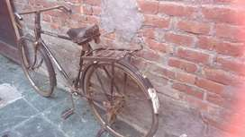 bicycle in good condition