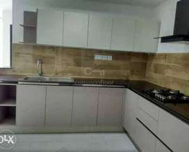 3BHK east facing flat with spacious rooms