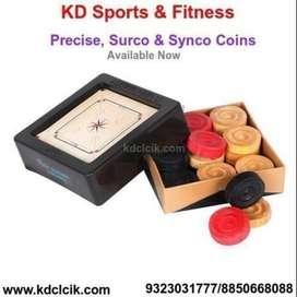 KD Carrom Coins (Precise,Surco,Synco)