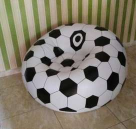 Sofa santai bola kaki