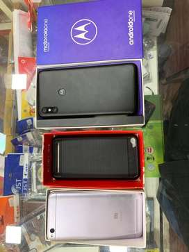Mi 5a and moto one power