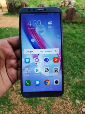 Honor 9 Lite for sale lady used full box Excellent condition