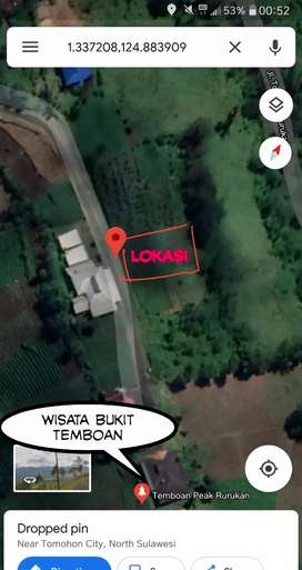 BU khusus bulan agustus Dijual Tanah di Objek Wisata Bukit Temboan