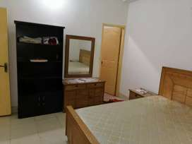 DHA phase 1 block Q furnished room attach bath