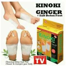 Kinoki Detox kaki isi 10
