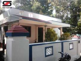 House for sale 2 BHK, 10 cent Palakkad, Kerala