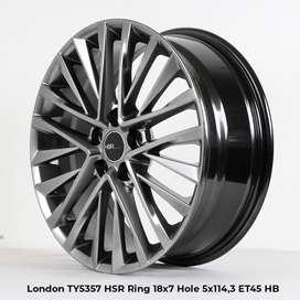 LONDON TY5357 HSR R18X7 H5X114,3