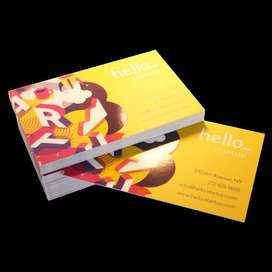 Coustome Made visiting cards .. PRINT CARD FOR YOUR CHOOISE