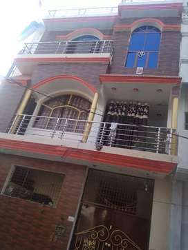 A newly built house in a reputed colony karamchari nagar in Bareilly