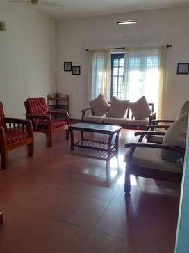 3 Bhk first-floor house  for rent in NGO quarters Mavelipuram , Kakkan