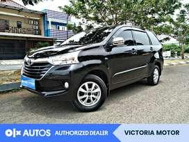 [OLXAutos] Toyota Avanza 1.3 G Bensin M/T 2017 Hitam #Victoria