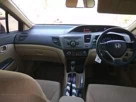 Honda Civic 1.8 A/T 2012 pajak panjang bln 09/2020