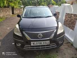 Nissan Sunny 2014 Petrol 116000 Km Driven