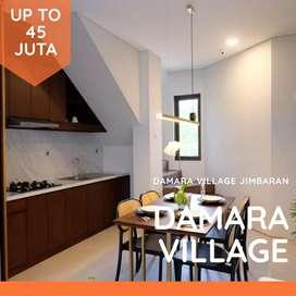 Rumah Modern Minimalis 2lt di Jimbaran hijau Bali, dkt Jimbaran Beach