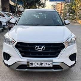 Hyundai Creta 1.6 E Plus, 2018, Petrol