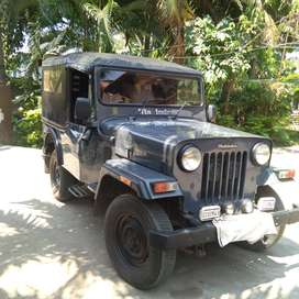 Mahindra Jeep, MD, 944 64 29 One Three Four