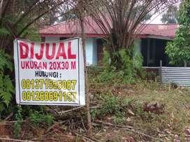 Tanah di jual daerah Panam-Pekanbaru  (cocok buat rumah/kos-kosan)