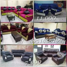 Home decor sofa collection